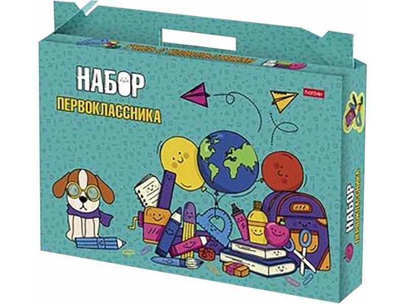 Hatber Набор для Первоклассника Универсальный в подарочной упаковке Нп4_23390