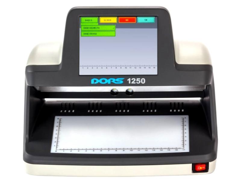 Детектор валют DORS 1250M4 FRZ-033077