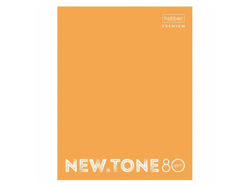 Тетрадь Hatber Premium A5 80 листов Orange 80ТК5A1_00935
