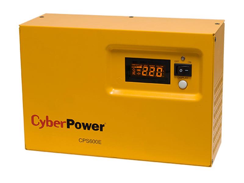 Источник бесперебойного питания CyberPower Cyber Power CPS 600 E
