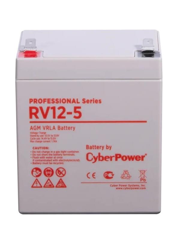 Аккумулятор для ИБП CyberPower PS RV 12-5