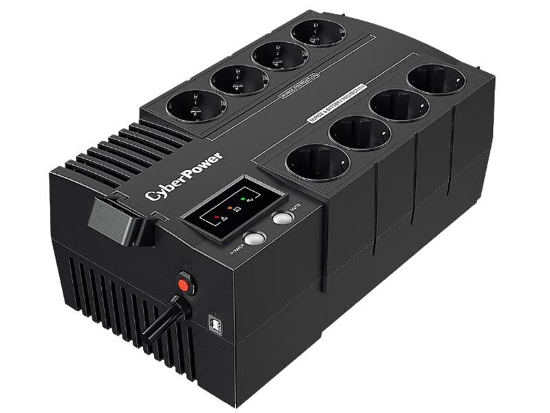 Источник бесперебойного питания CyberPower BS650E new