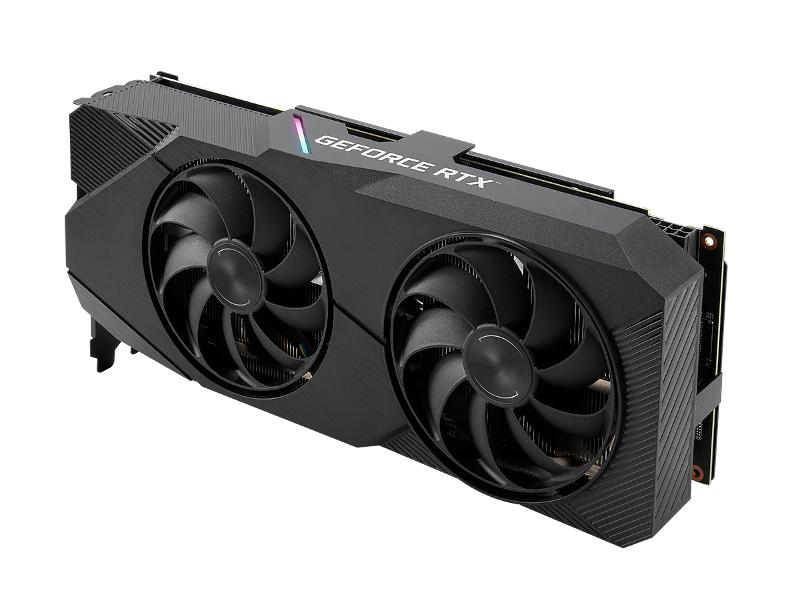Видеокарта ASUS GeForce RTX 2070 Super 1605Mhz PCI-E 3.0 8192Mb 14000Mhz 256 bit 3xDP HDMI DUAL-RTX2070S-8G-EVO Выгодный набор + серт. 200Р!!!