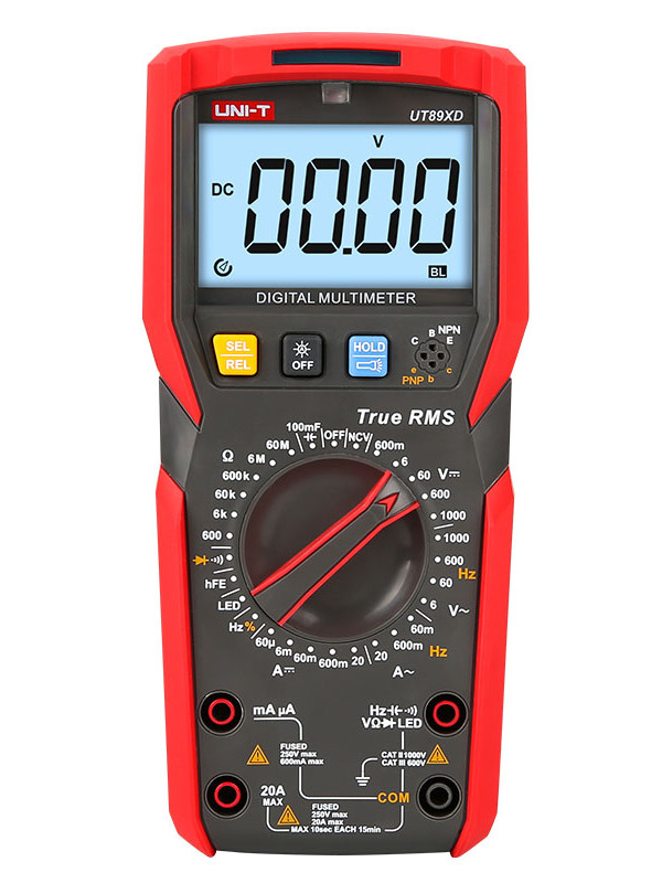 Мультиметр UNI-T UT89XD