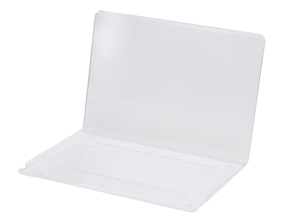 Аксессуар Чехол Palmexx для APPLE MacBook Pro 16 2019 New MacCase Transparent PX/MCASE PRO TRAN