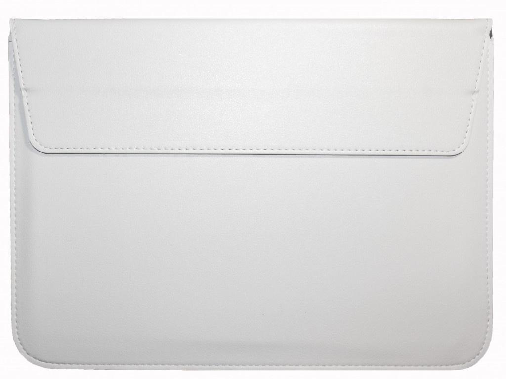 Аксессуар Чехол Palmexx для APPLE MacBook Air 13.3 MacCase иск. кожа White PX/LAET NEW AIR13 WHT