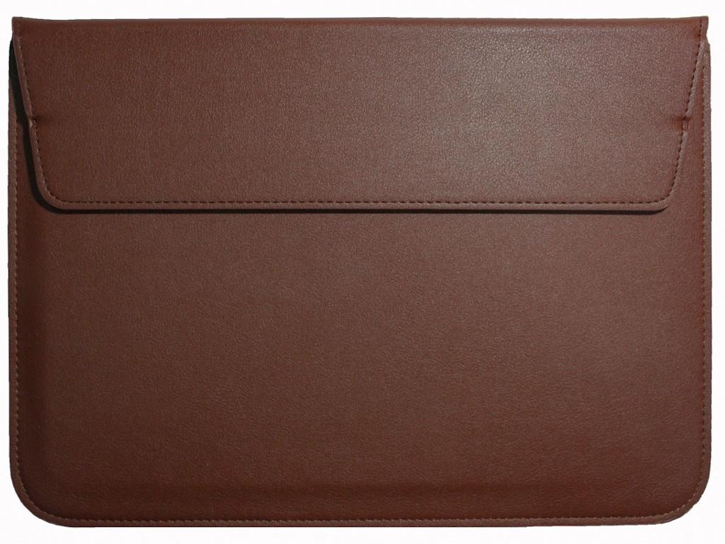 Аксессуар Чехол Palmexx для APPLE MacBook Air 13.3 MacCase иск. кожа Brown PX/LAET NEW AIR13 BRW