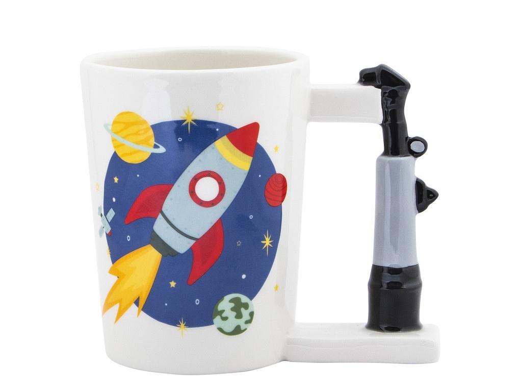 Кружка Эврика Телескоп 99701