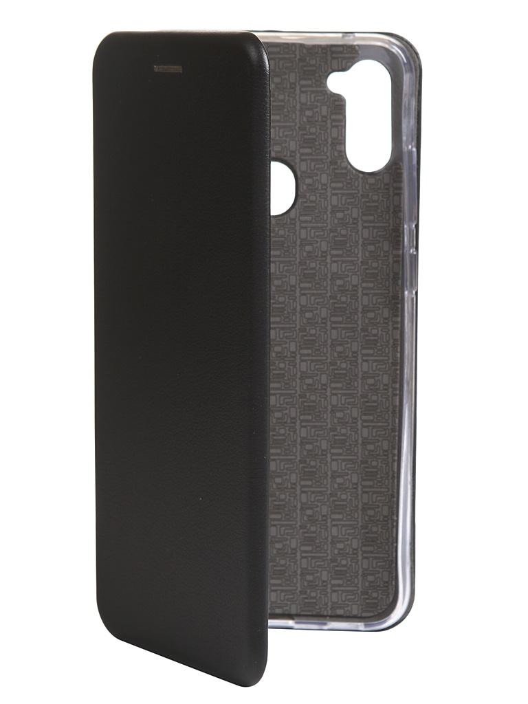 Чехол Zibelino для Samsung Galaxy M11 M115 Book Black ZB-SAM-M11-BLK