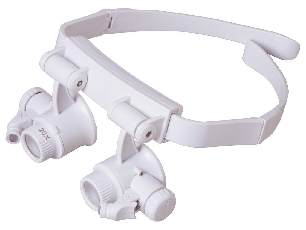 Фото - Лупа-очки Levenhuk Zeno Vizor G6 72612 лупа очки zhengte mg9892a 20x
