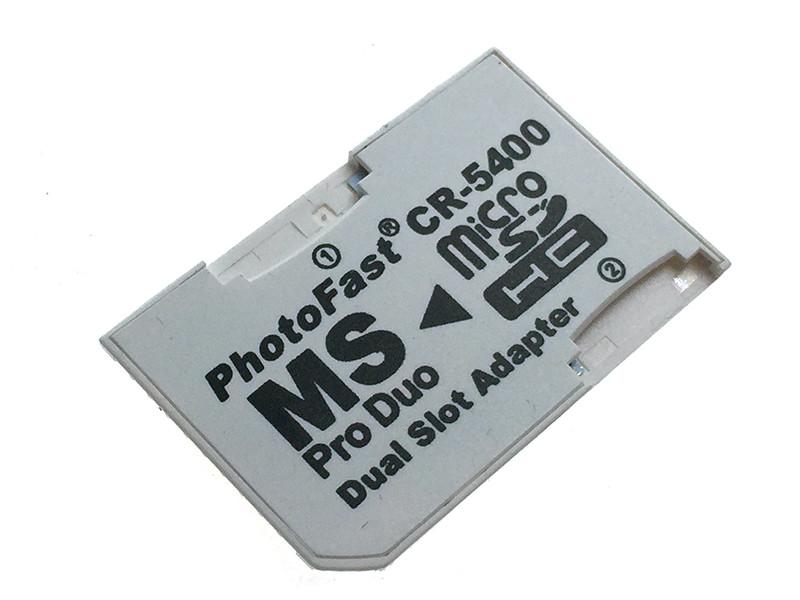 Фото - Адаптер Espada 2 Micro SD to MS Pro DUO E2mSDMSDUO 42645 картридер внешний defender ultra sdhc sd xd ms ms pro ms duo ms pro duo cfi cfii синий черный 83500