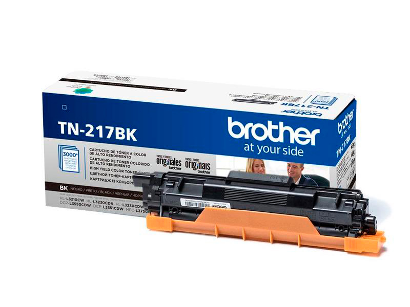 Картридж Brother TN-217BK Black