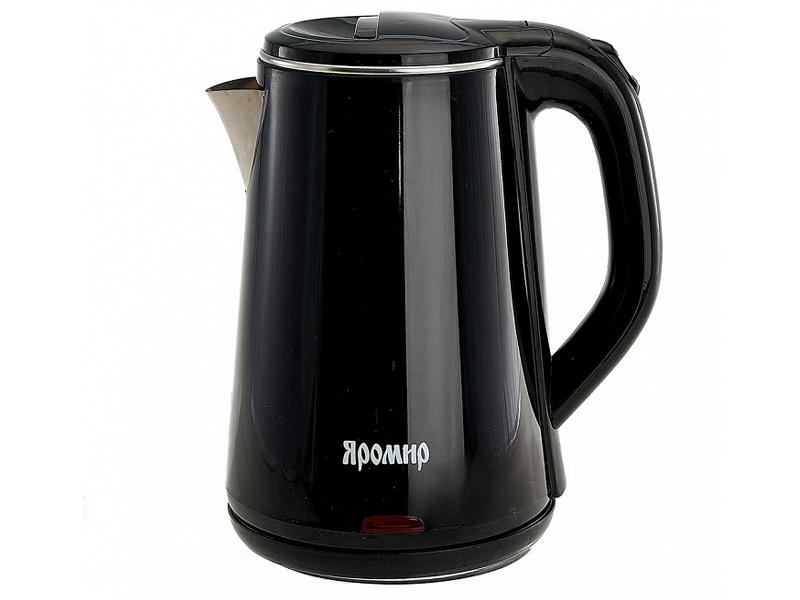 Чайник Яромир ЯР-1059 Black