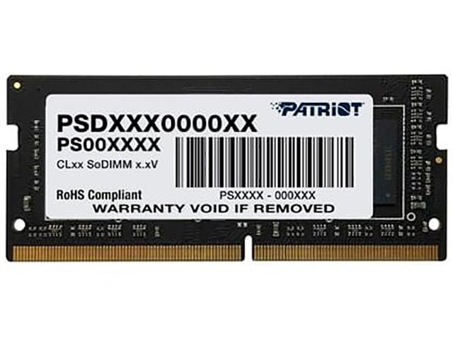 Модуль памяти Patriot Memory PSD416G2400SK