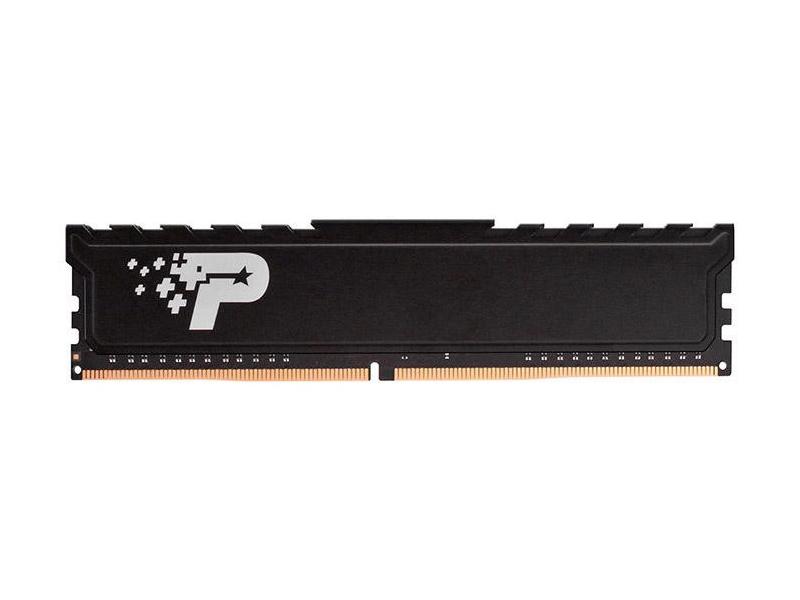 Модуль памяти Patriot Memory Signature DDR4 DIMM PC-21300 2666MHz - 16Gb PSD416G266681