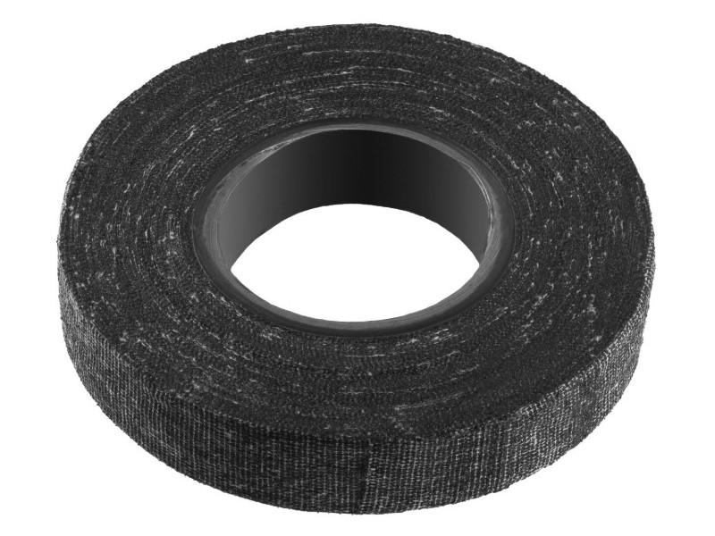 Изолента Сибин 18mm x 25m Black 1230-25