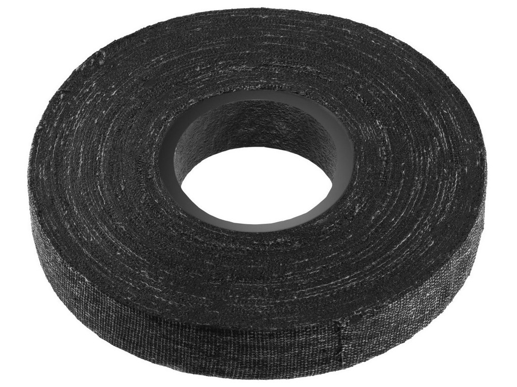 Изолента Сибин 18mm x 45m Black 1230-45