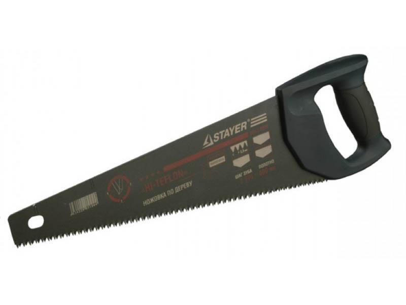 Пила Stayer Black Max 400mm 2-15081-40 / z01