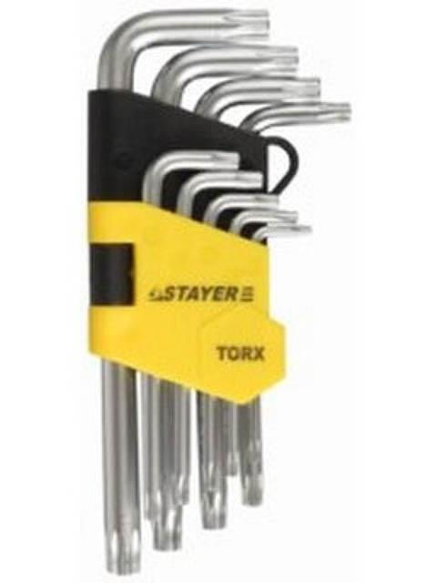 Набор ключей Stayer Master 2743-H9 морозильник electrolux euf 2743 aow