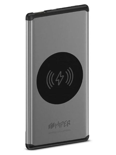 Внешний аккумулятор HIPER NANO V 5000 Silver