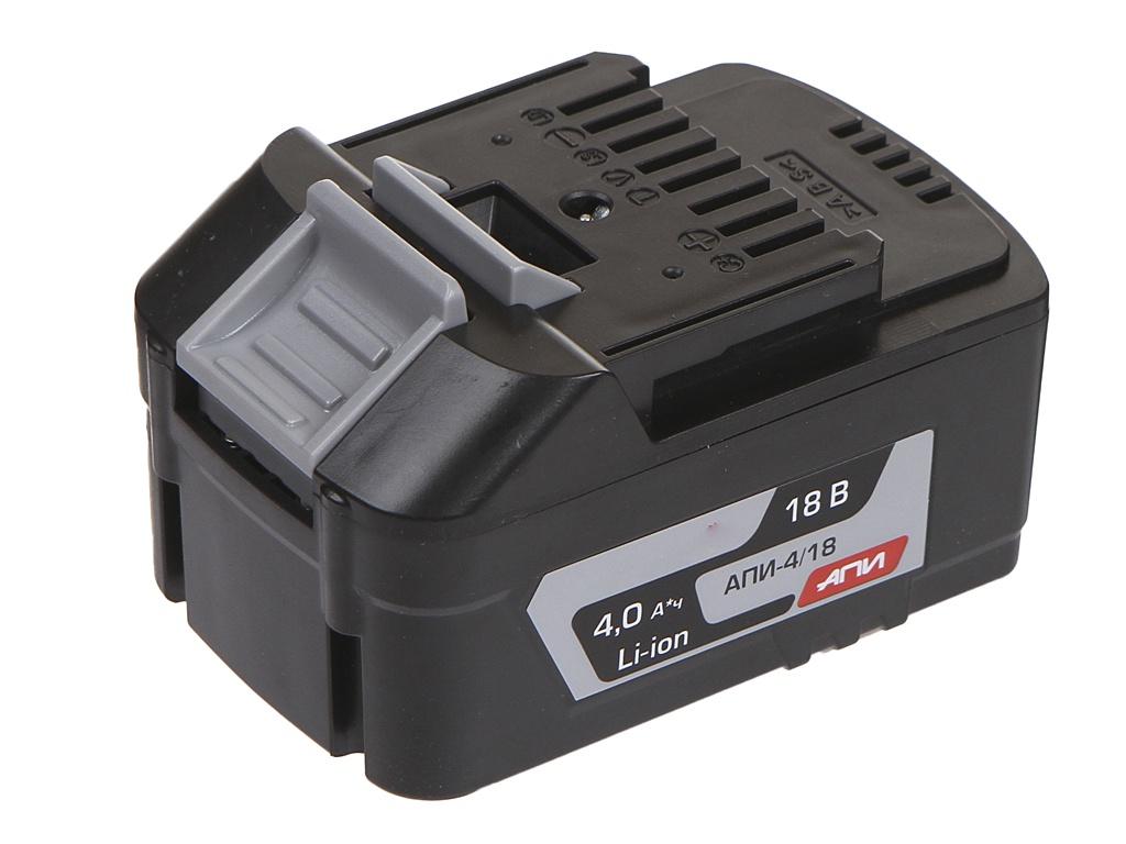 Аккумулятор Интерскол АПИ-4/18 18V 4.0Ah 2400.021