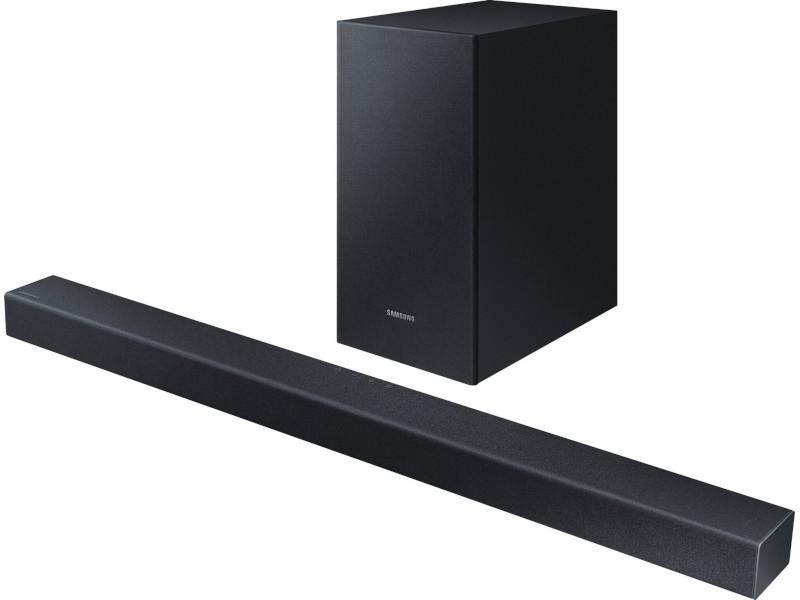 Звуковая панель Samsung HW-T430/RU беспроводная аудиосистема samsung wam1500 ru