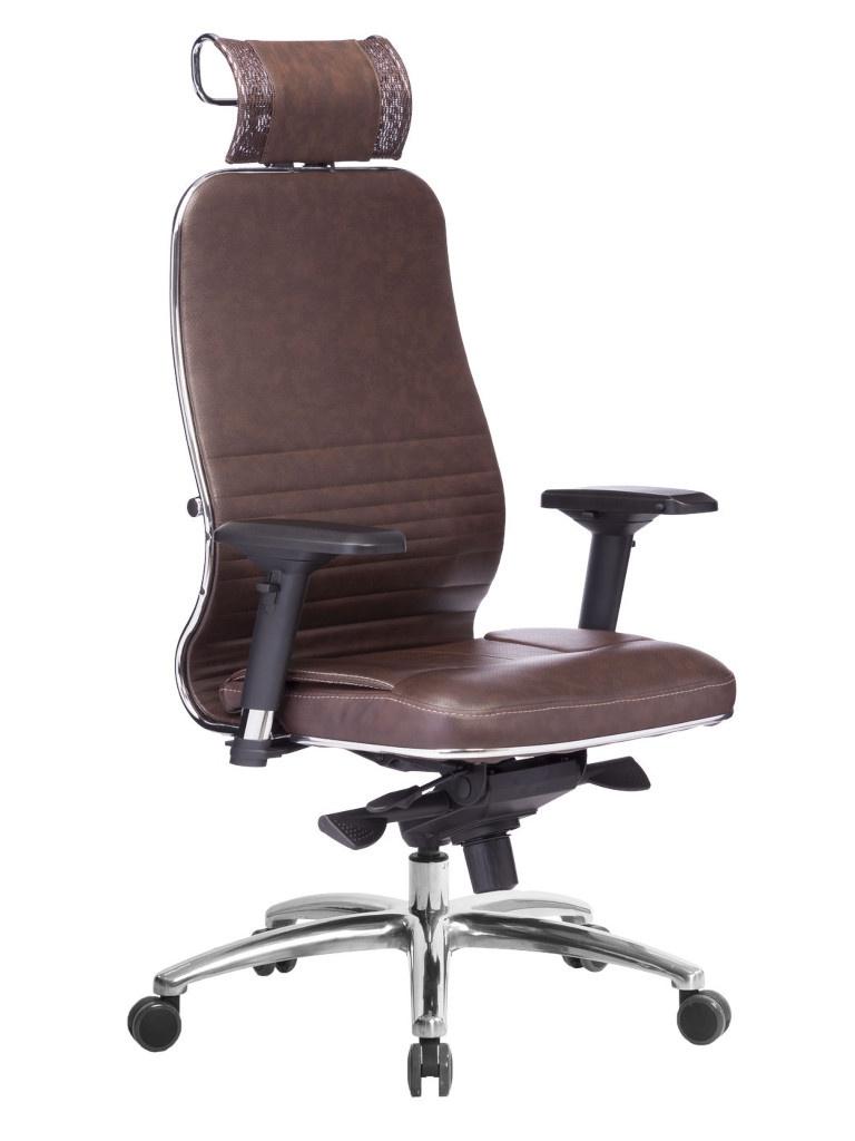 Компьютерное кресло Метта Samurai KL-3.04 Dark Brown