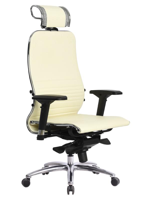Компьютерное кресло Метта Samurai K-3.04 Beige