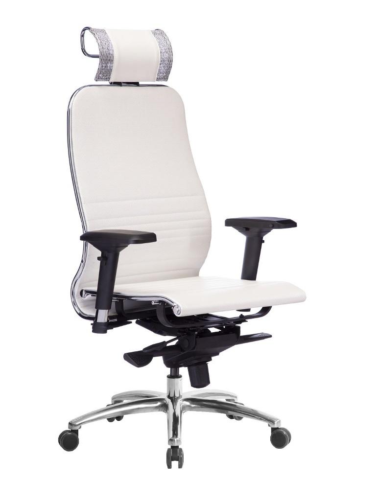 Компьютерное кресло Метта Samurai K-3.04 White Swan