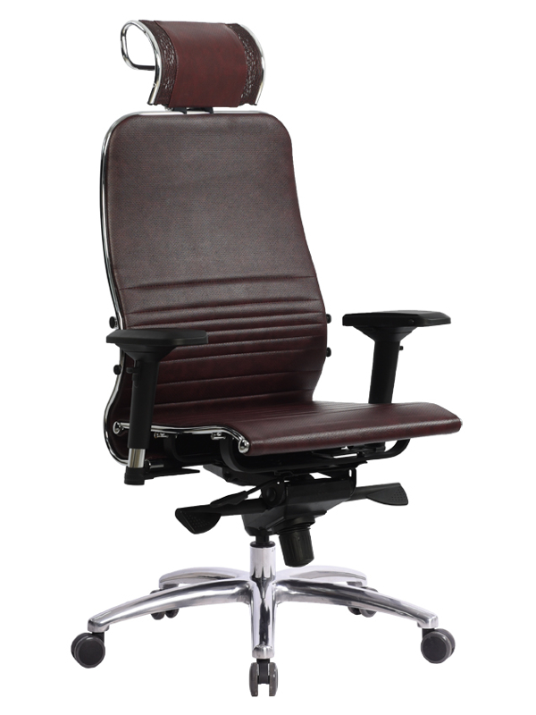Компьютерное кресло Метта Samurai K-3.04 Dark Burgundy