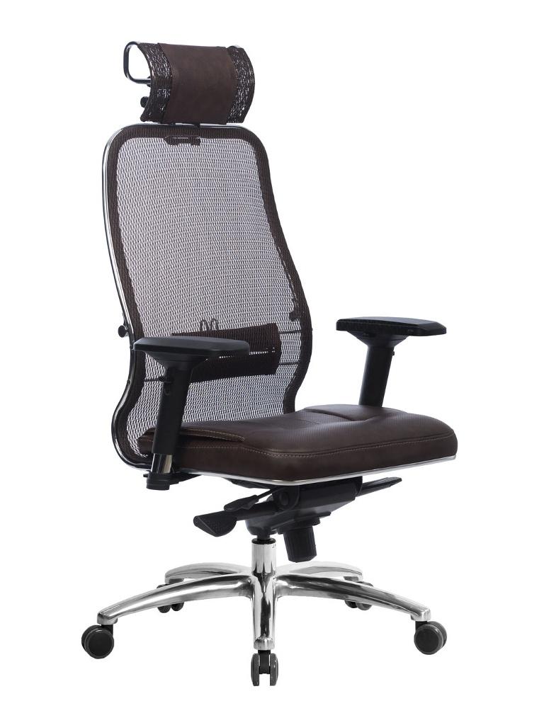 Компьютерное кресло Метта Samurai SL-3.04 Dark Brown