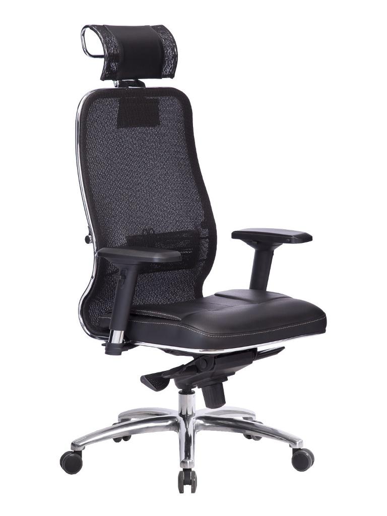 Компьютерное кресло Метта Samurai SL-3.04 Black Plus