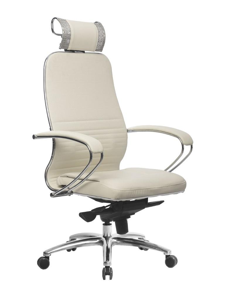 Компьютерное кресло Метта Samurai KL-2.04 White Swan