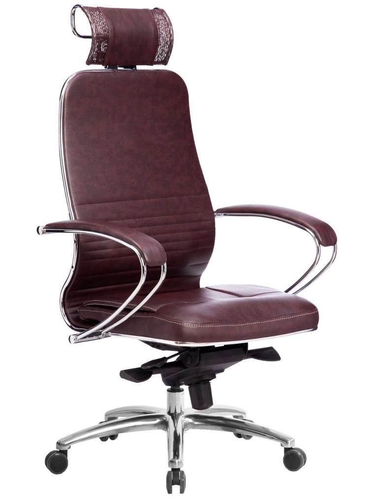 Компьютерное кресло Метта Samurai KL-2.04 Dark Burgundy