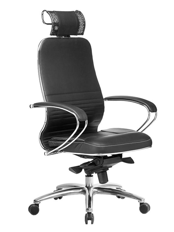 Компьютерное кресло Метта Samurai KL-2.04 Black