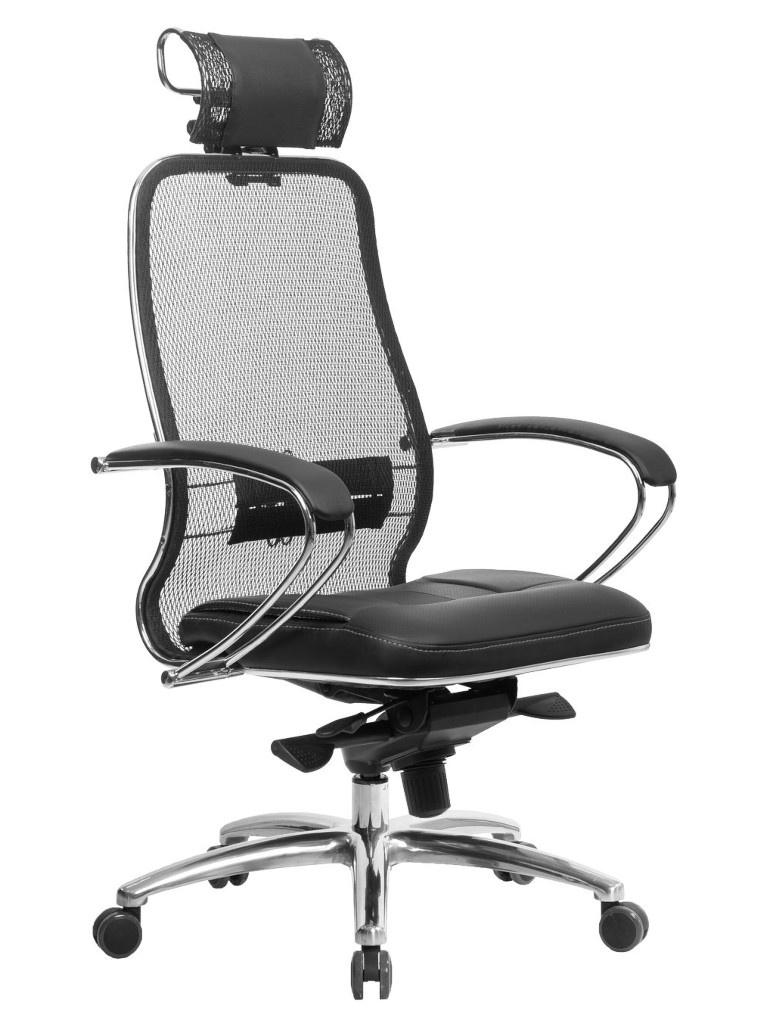 Компьютерное кресло Метта Samurai SL-2.04 Black