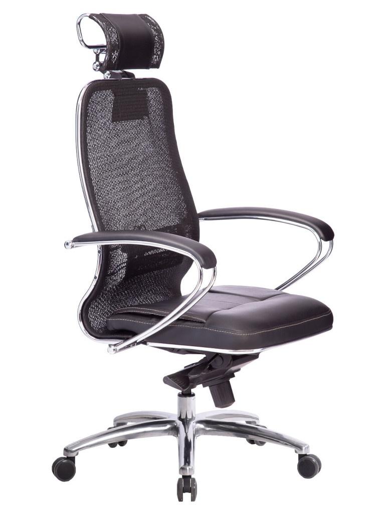 Компьютерное кресло Метта Samurai SL-2.04 Black Plus