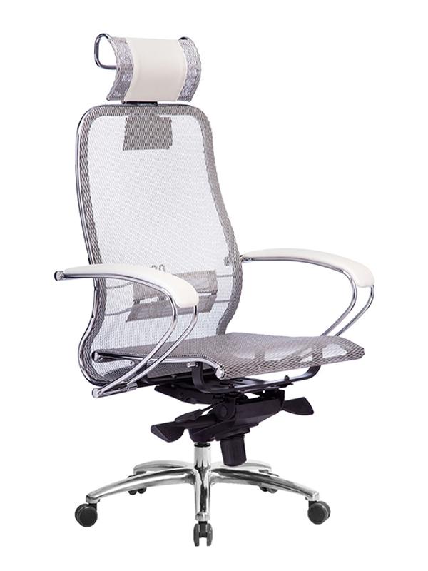 Компьютерное кресло Метта Samurai S-2.04 White Swan