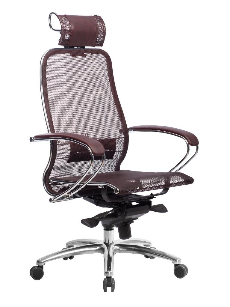 Компьютерное кресло Метта Samurai S-2.04 Dark Burgundy