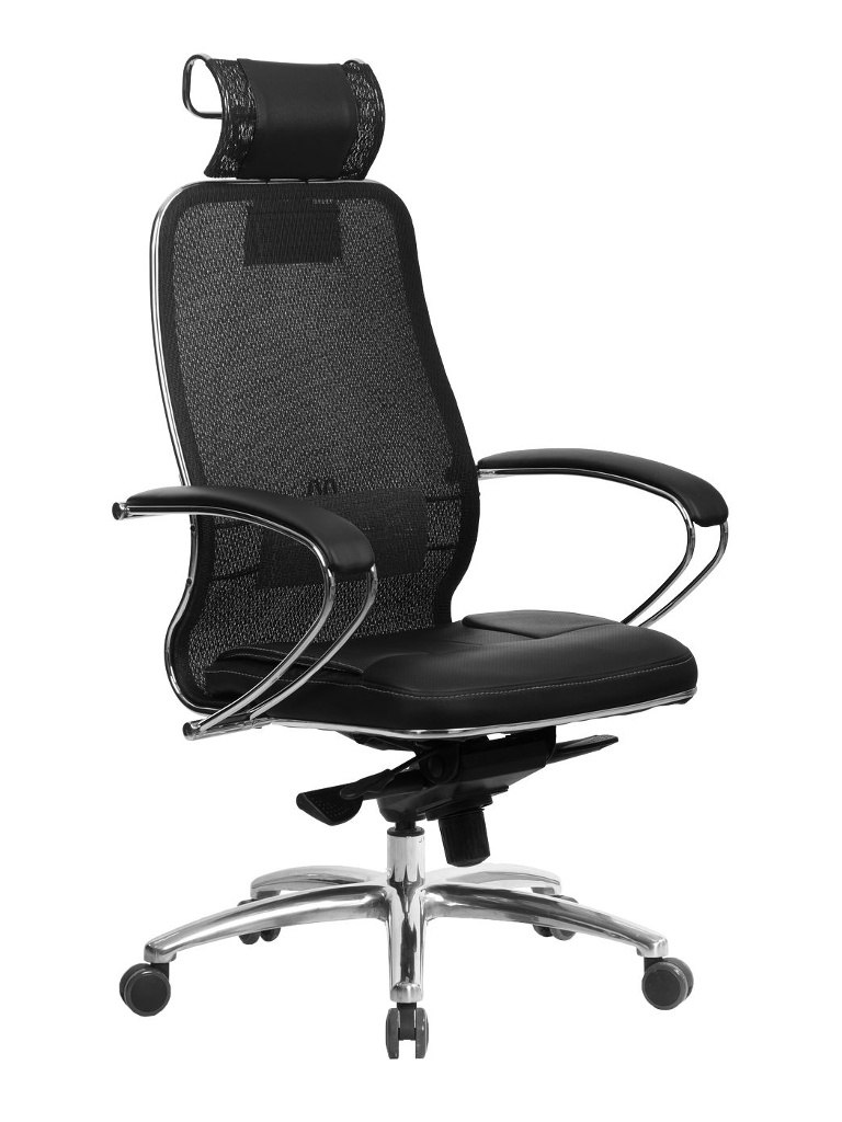 Компьютерное кресло Метта Samurai S-2.04 Black Plus