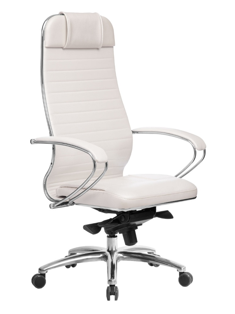 Компьютерное кресло Метта Samurai KL-1.04 White Swan