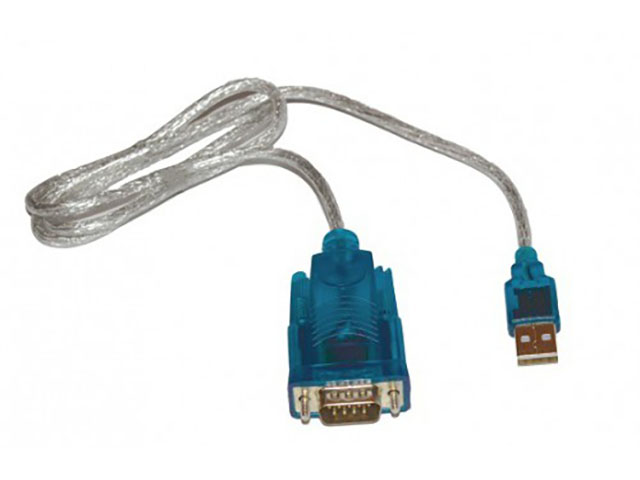 Аксессуар KS-is USB to RS-232 PL2303 + 213 Light KS-331