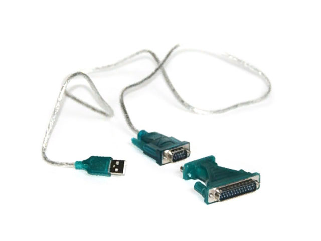 Аксессуар KS-is USB to RS-232 + переходник DB25 Nikko KS-040
