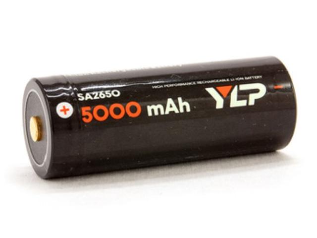 Аккумулятор Яркий Луч 26650 YLP SA2650 5000mAh 4606400628668