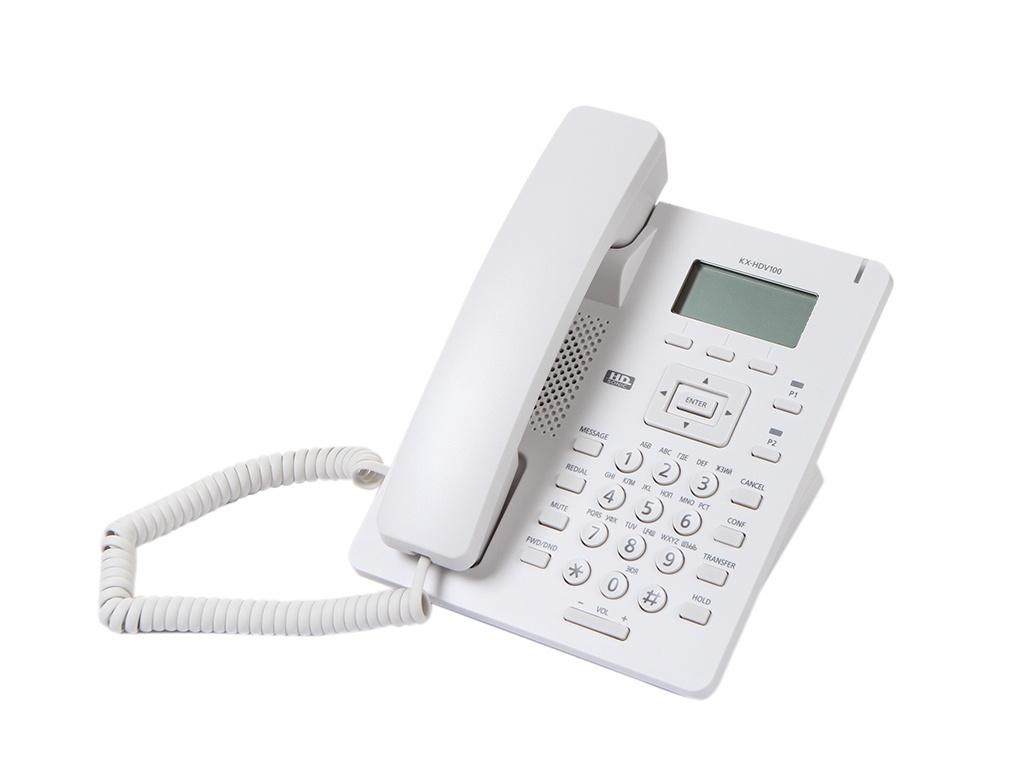 VoIP оборудование Panasonic KX-HDV100RUW