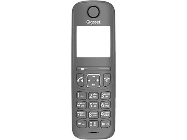 Радиотелефон Gigaset AS690HX Black