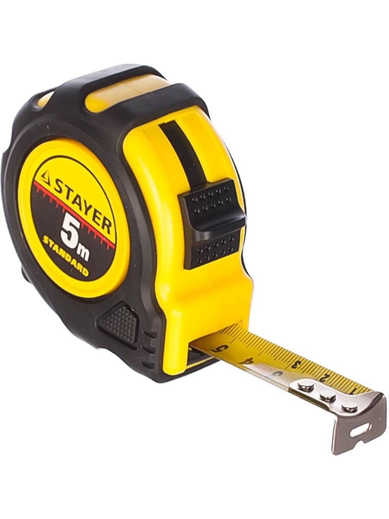 Рулетка Stayer Master 5m x 25mm 34025-05-25