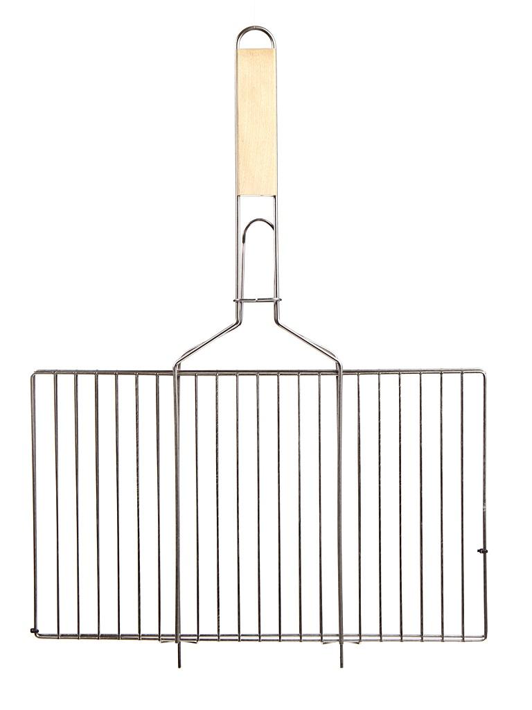 Решетка-гриль Rosenberg 42x25cm RUS-440007-L