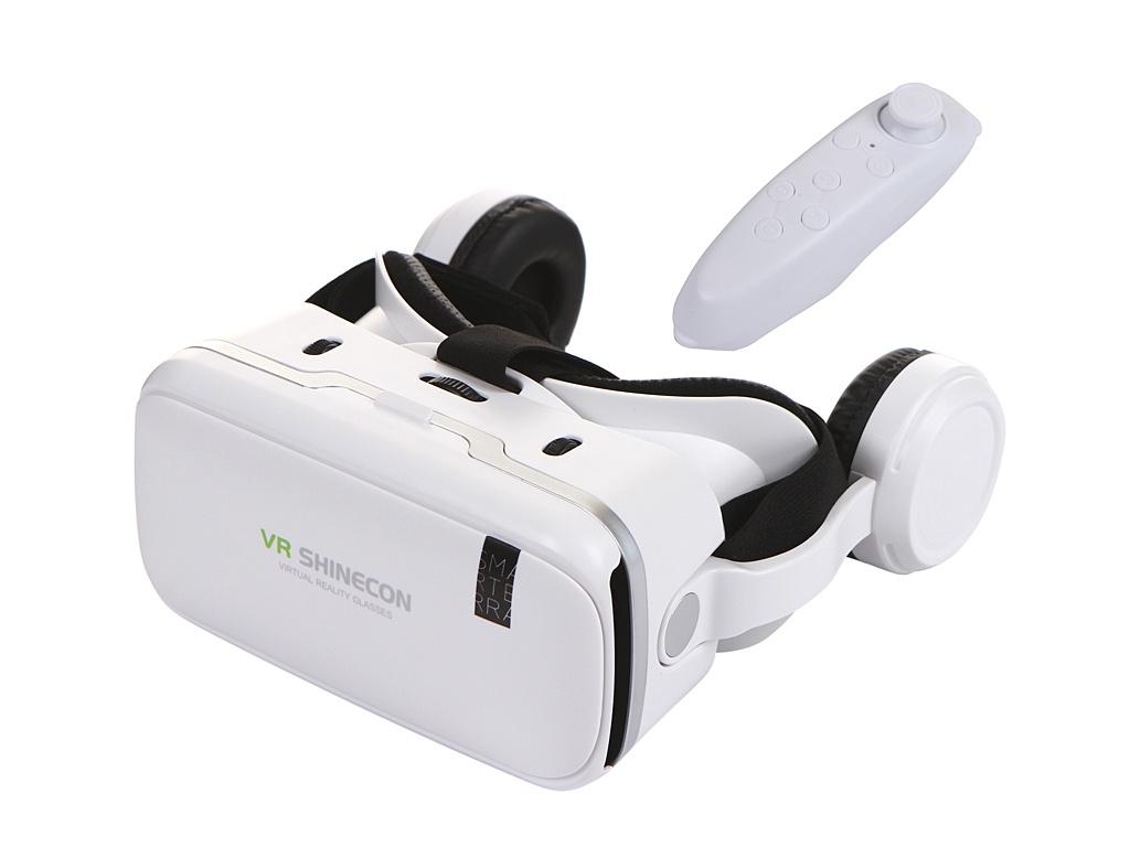 Очки виртуальной реальности Smarterra VR Sound MAX 3DSMVRMAXWT