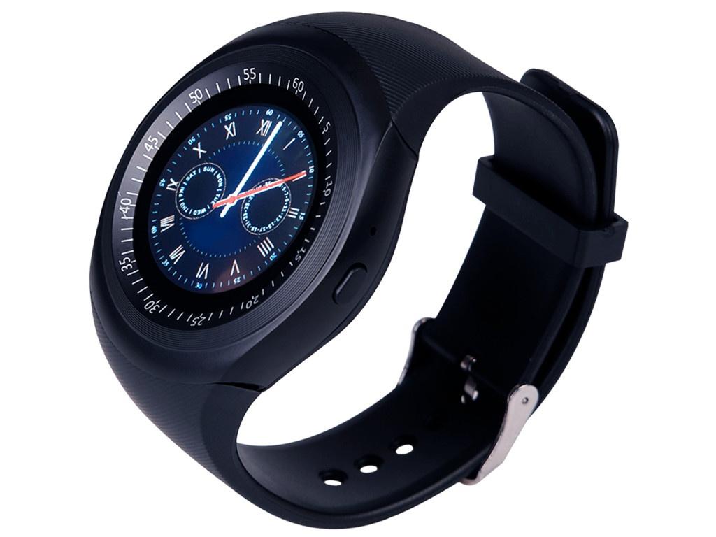 Умные часы Smarterra SmartLife R SM-SLRNDBL smarterra smartlife kids light blue sm slkb